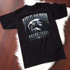 Harley Davidson men's T-shirt size M